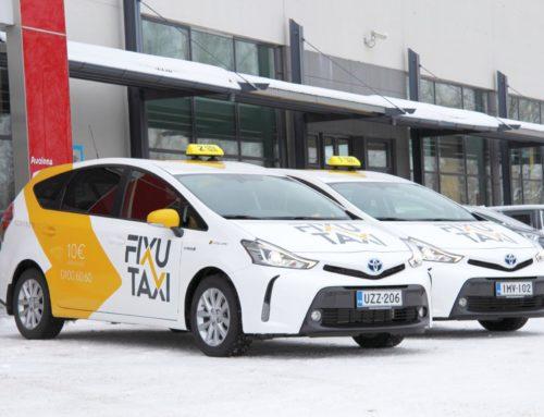 Kovasen uusi FixuTaxi vastaa asiakkaiden huutoon edullisimmista taksikyydeistä – kuljettajille tarjolla helppo tie yrittäjäksi