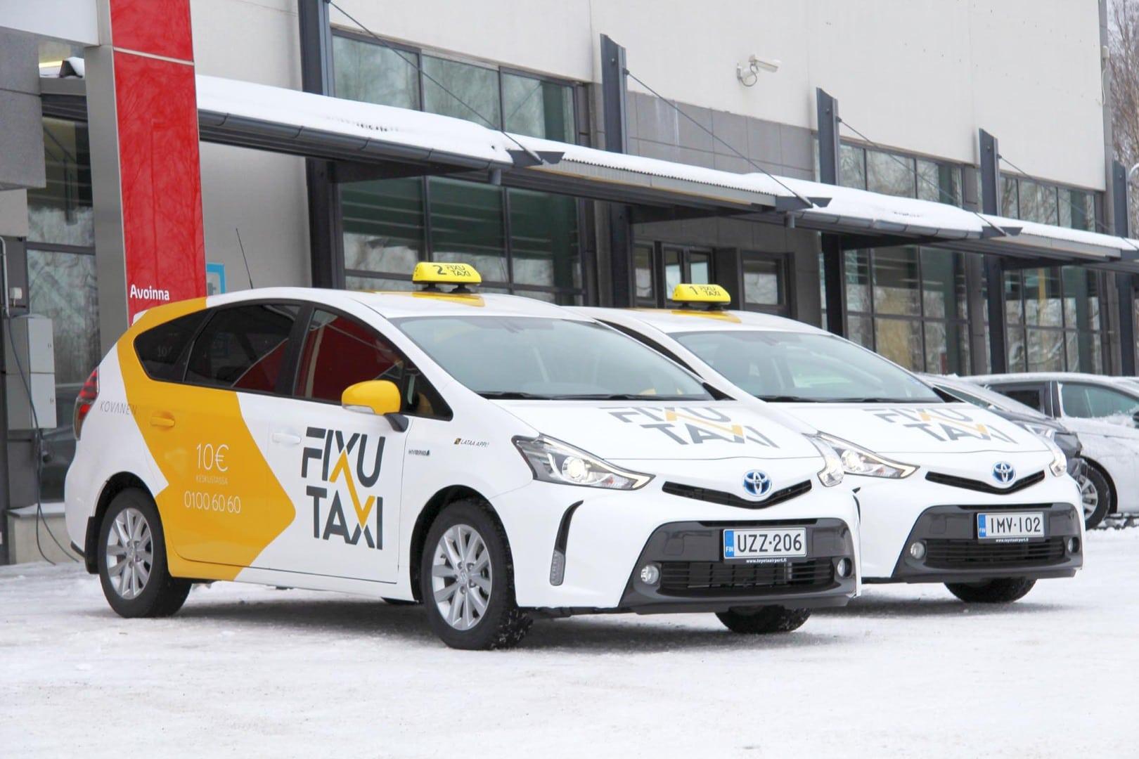 Taksi Oulu Hinta